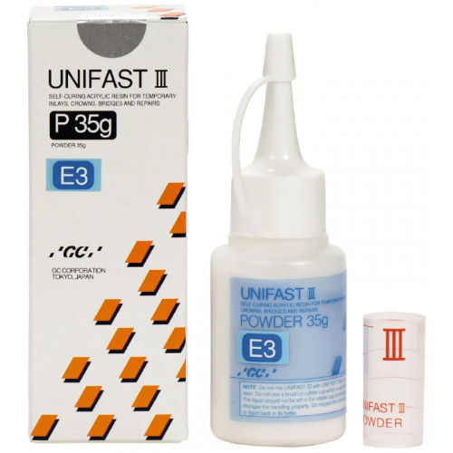 UNIFAST III Nº3 ROSA POLVO 35gr.
