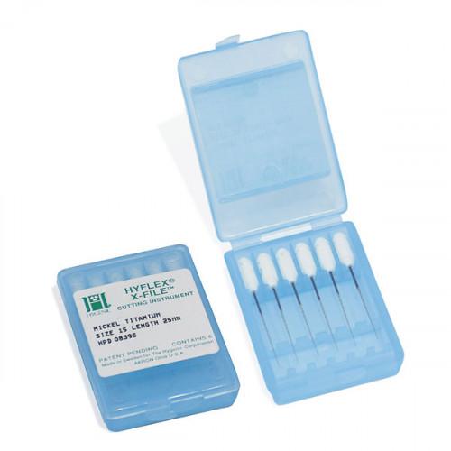 HYFLEX X -FILE NI-TI 25mm Nş15 6u.