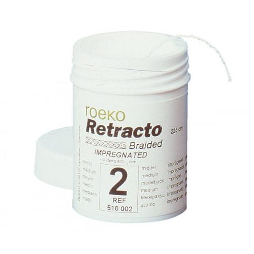 RETRACTO HILO DE RETRACC. Nş 1 FINO 225mm.