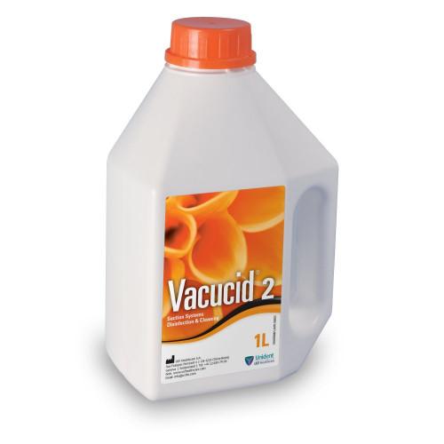 VACUCID 2. DESINFECTANTE 1L. UNIDENT.