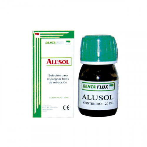 ALUSOL CLORURO ALUMINIO 20% 20ml.