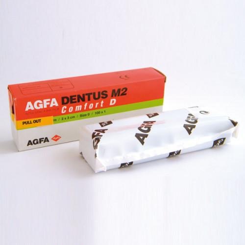 DENTUS M2 D 2x3 100u. AGFA