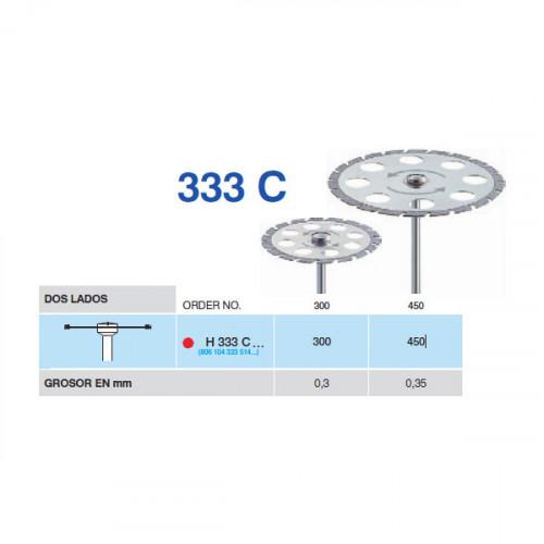 H333C-450 DISCO 0,35mm