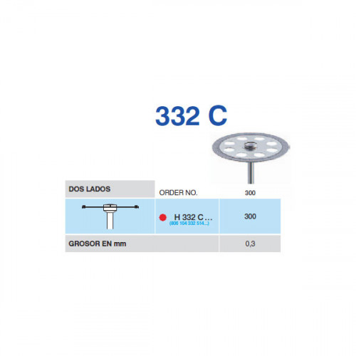 H332C-300 DISCO