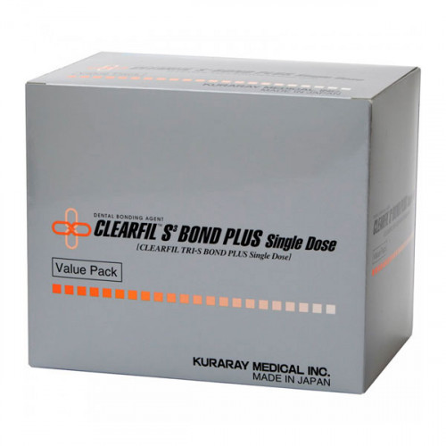 CLEARFIL S3 BOND PLUS TRIAL KIT