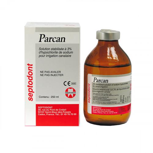 PARCAN SOLUCION 250ml.