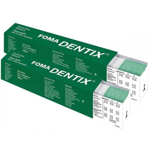 DENTIX SPEED E 2x3 cm equiv DF-54 100 ud