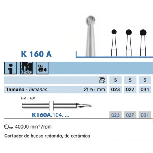 FRESA KOMET K160A PM CERABUR CERAMICA